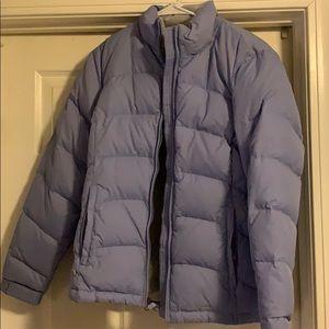 L.L Bean Puffy winter jacket